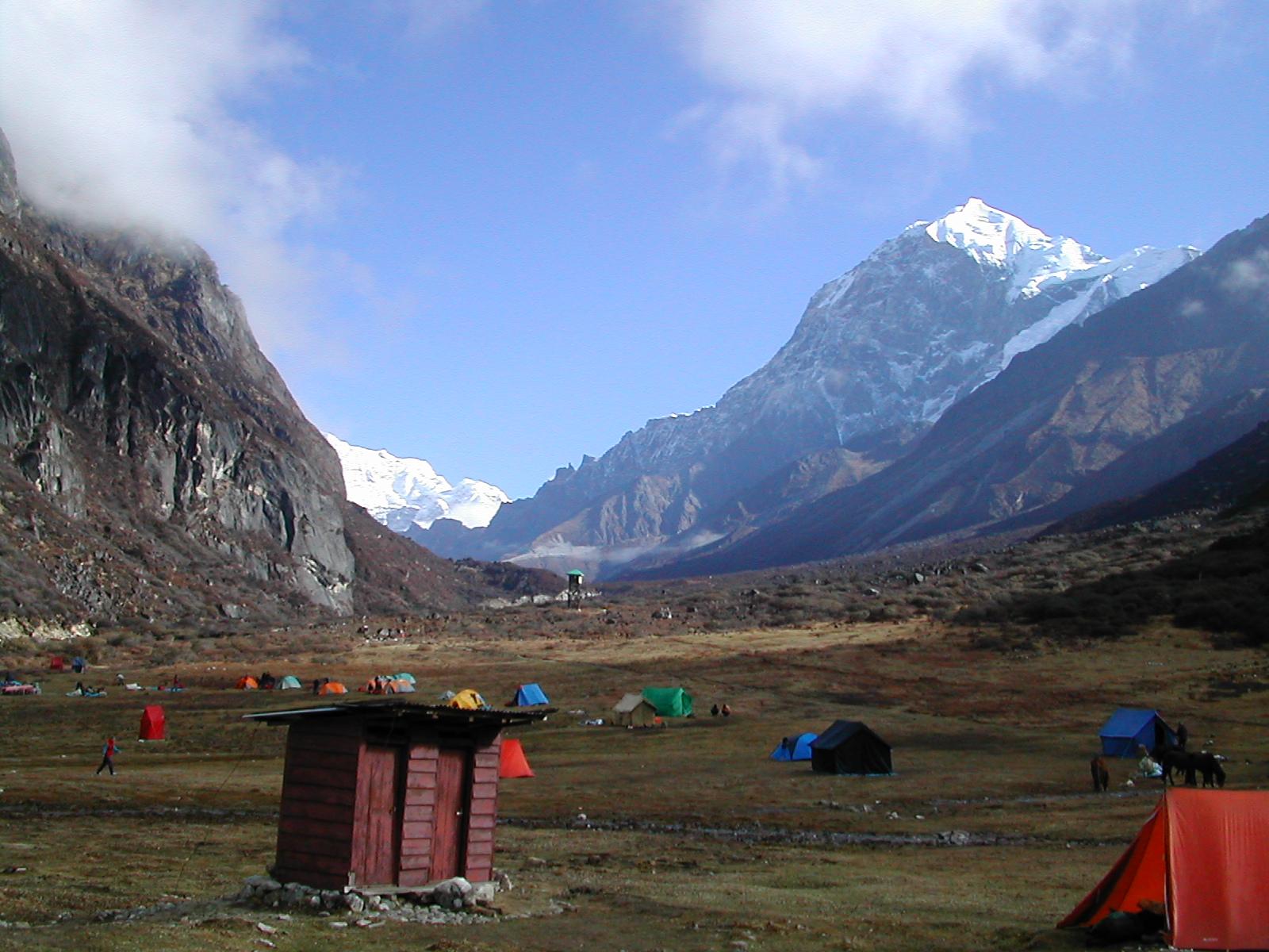 Bhutan Wycieczka Thangsing